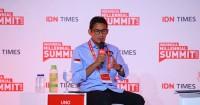 Di IMS 2019, Sandiaga Uno Ingatkan Generasi Muda Gemar Membaca