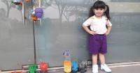 3. Gempita Nora Marten, anak Gisella Anastasia