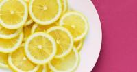 Kandungan buah lemon