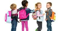 2. Cek beban tas sekolahnya