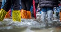 Penting Ini Penanganan Sebelum & Sesudah Banjir Ibu Hamil Muda