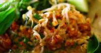 6. Pecal sayur tahu telur