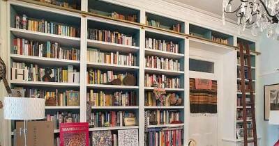 7 Ide Dekorasi Perpustakaan Rumah Bikin Kamu Betah Baca Buku