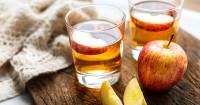 3. Merendam cuka apel