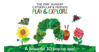1. The Very Hungry Caterpillar