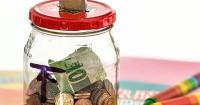 5. Menabung jika alokasi dana berlebih