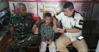 Demi Uang, Bocah Ditinggal Orangtua Stasiun Bekasi Bogor