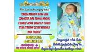 Wow Panjang Banget Nama Bayi Dari Tuban Ini Pakai 19 Kata