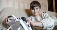 Satu-satu Dunia Ginjal Anak 10 Tahun Ini Terletak Paha
