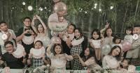 Potret Seru Baby Shower Bernuansa Pink a la Momo Geisha