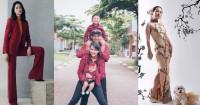 Anggun Khas Tionghoa, Ini Dia 7 Outfit Selebriti Saat Perayaan Imlek