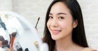 6.Gunakan makeup natural dapat bertahan sepanjang hari