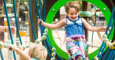 Jangan Sampai Jadi Petaka, Ajarkan Anak Aturan Main Playground