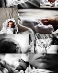 2. Mencari referensi foto newborn