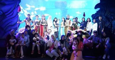 Popmama Arisan: Ajarkan Anak Cintai Lingkungan di Jakarta Aquarium