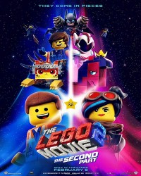 2. The Lego Movie 2 The Second Part