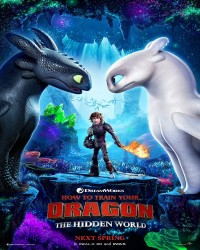 3. How to Train Your Dragon The Hidden World