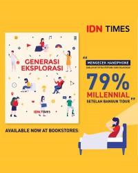 3. Buku Generasi Eksplorasi hadir Gramedia bulan Februari 2019