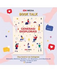 IDN Times Luncurkan Buku Generasi Eksplorasi Demi Masa Depan Indonesia
