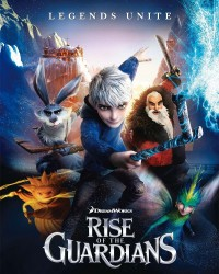 4. Rise of The Guardians