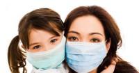 1. Siapkan masker penutup hidung mulut