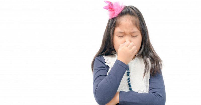 4. Anak mama tidak bisa menyadari bau mulut sendiri