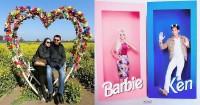 Ahok Hingga Jedar, Ini Dia 7 Publik Figur Rayakan Hari Valentine