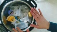 1. Sterilisasi air mendidih