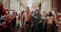 Risa Saraswati Resmi Menikah, Sahabat Hantu Peter CS Turut Hadir