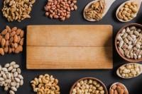 6. Perbanyak kacang-kacangan