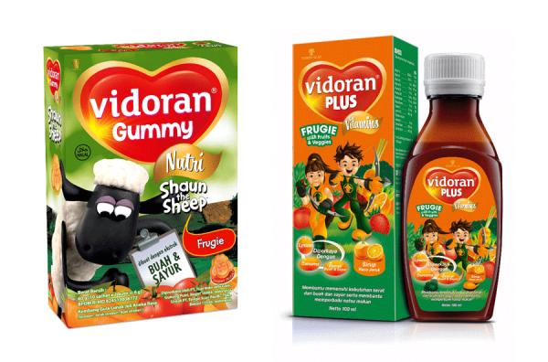 7 Rekomendasi Vitamin Anak Penambah Nafsu Makan Popmama Com