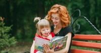 2. Bacakan buku cerita agar tingkatkan imajinasi anak