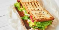 3. Sandwich panggang tuna