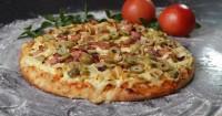 4. Pizza roti tawar