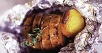 7. kentang brokoli keju