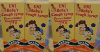 5. Uni Baby Cough Syrup