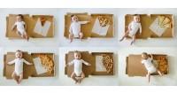 Viral Seorang Mama Gunakan Pizza Potret Milestone Bayinya
