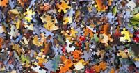 4. Permainan puzzle membantu anak belajar memecahkan masalah
