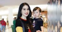 Sudah 13 Bulan, Anak Sandra Dewi Tunjukkan Celoteh Menggemaskan