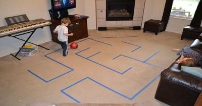 Ini Ma, Permainan di Dalam Rumah Agar Anak Jauh dari Gadget