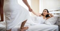 4. Bersuara saat berhubungan seks