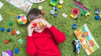 5 Mainan Cocok Anak 2 Tahun