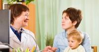 1. Konsultasikan dokter anak