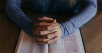 2. Menyediakan waktu berdoa bersama