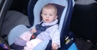Aturan Keselamatan Berkendara Mobil Bersama Anak