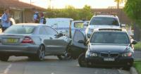 Bayi Tewas Kecelakaan karena Duduk Pangkuan Papa Menyetir