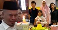 Ahmad Dhani Menangis Tak Bisa Hadir Ulang Tahun Putrinya