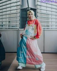 Soraya Berpartisipasi dalam Tokyo Marathon 2019