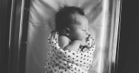 Mendengarkan Suara Mama Membuat Tidur Bayi Lebih Nyenyak