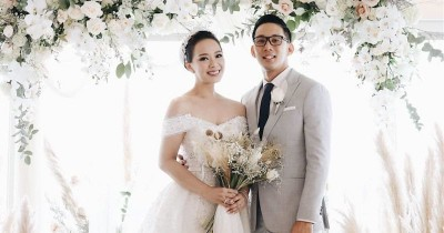Menikah di Kapal Pesiar, Ini Potret Menawan Yuanita Christiani